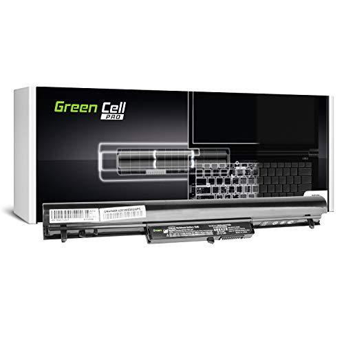 Green Cell PRO 694864-851 695192-001 708462-001 C8B66PA H4Q45AA HSTNN-DB4D HSTNN-PB5S HSTNN-YB4D TPN-Q113 TPN-Q114 TPN-Q115 VK04 VK04037 Batteria per HP Portatile (2600mAh 14.4V Nero)