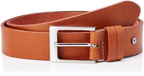 Esprit Accessoires Herren 129Ea2S002 Gürtel, Braun (Rust Brown 220), 676 (Herstellergröße: 100)