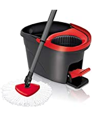 مجموعة الممسحة الدوارة لتنظيف الأرضيات، جردل إيزي رينج من فيلدا