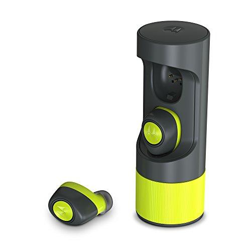 Motorola VerveOnes+ ME - Music Edition absolut kabellos, wasserdicht Stereo Smart in-Ear – Grün Lime