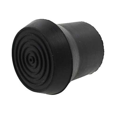 Lifeswonderful® - Gummi-Schutzkappen für Metallgestelle - sehr strapazierfähig - 4 Stück - 32 mm (1 1/4