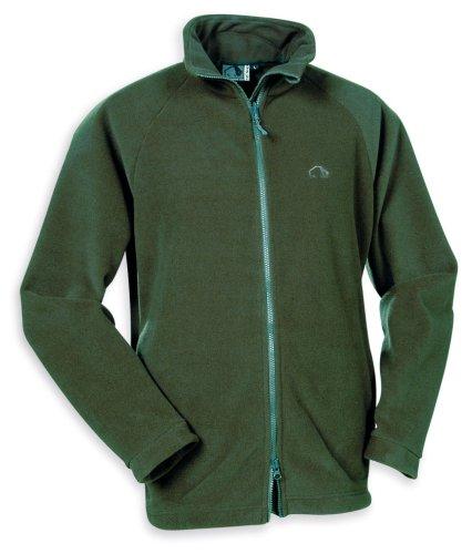 Tatonka Essential Veste Polaire Barons Jacket 46 Vert foncé