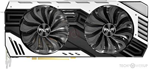 Palit Microsystems GeForce RTX 206Super, Jetstream 8GB, GDDR6, 256 bit, 7680 x 4320 Pixeles, PCI Express x16 3.0