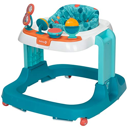 Safety 1St Ready, Set, Walk Dx Developmental Walker, Spotlight Teal, One Size