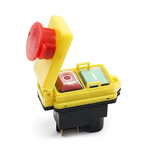 Pièce détachée - Interrupteur - Mise en marche/Arrêt Arrêt d'urgence Diesel Bio Pompe à fuel