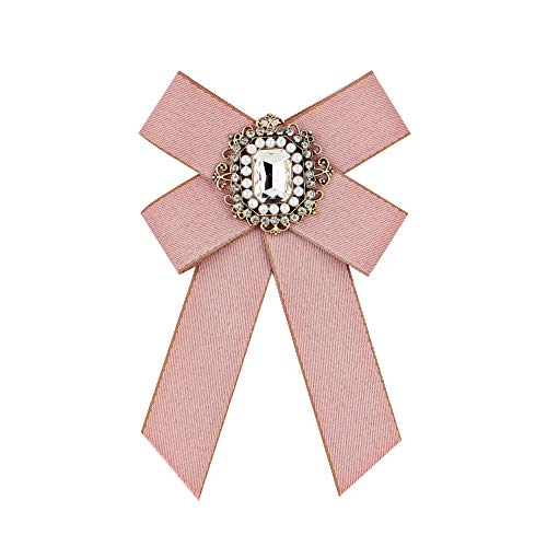 Schneespitze Spilla a Forma di Fiocco Spille Pin Fiocco Spille Pin Strass Accessori Decorativi Accessori per l'Abbigliamento per Collane da Donna E Ragazza