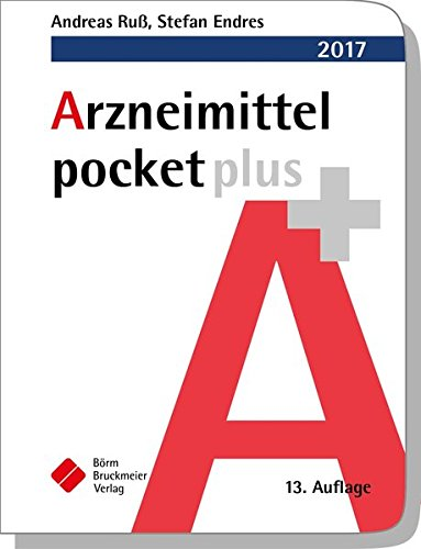 Arzneimittel pocket plus 2017 (pockets)