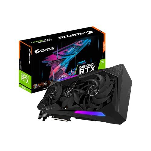 GIGABYTE NVIDIA GeForce RTX3070Ti 搭載 グラフィックボード GDDR6X 8GB 【国内正規代理店品】 GV-N307TAORUS M-8GD