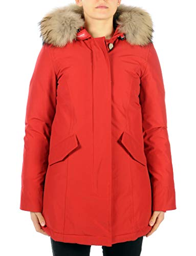 Woolrich Parka Donna Arctic W's Rosso WWCPS1447 S
