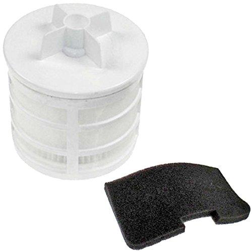 SPARES2GO Kit de filtros HEPA U66 tipo Pre y Post motor para aspiradoras Hoover Sprint
