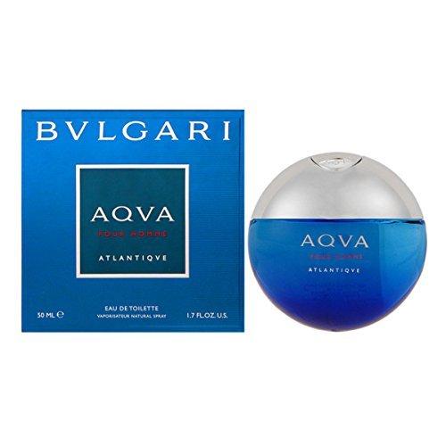 ブルガリ(BVLGARI) アクア プールオム アトランティック EDT SP 50ml [並行輸入品]