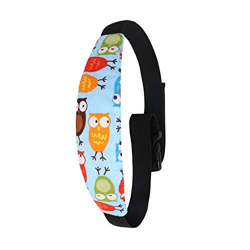 dispositivo anti abbandono economico URAQT Cinturino Supporto Testa Bambini