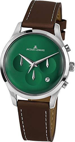 Jacques Lemans Retro Classic 1-2067 1-2067D Reloj Unisex