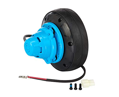 Razor Power Core E100 Electric Scooter Rear Wheel with Hub Motor - Blue