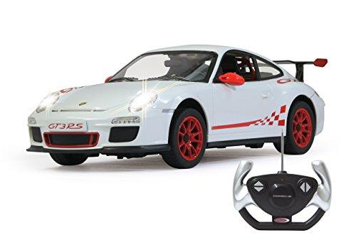 Jamara 404311 - Porsche GT3 RS 1:14, weiß