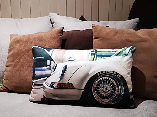 Streetculture Cojín con diseño prémium Motorsport Classic Sport Sportscar – 1619
