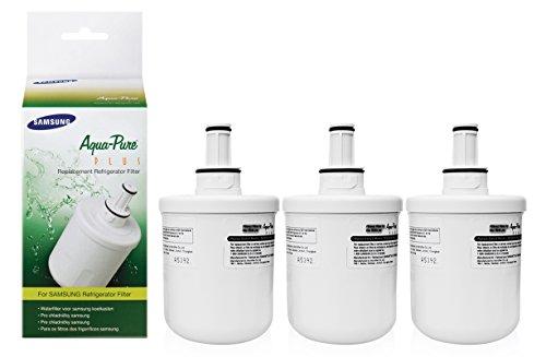3 Stück Samsung DA29-00003F Wasserfilter für Samsung Kühlschrank