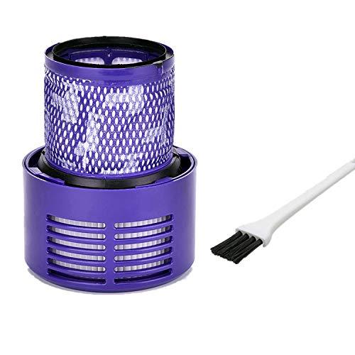 Sayiant Dyson v10 filter,Waschbar Filter Einheit für Dyson V10,Animal Absolute Total Clean Staubsauger Ersetzen Sie,Dyson V10 Ersatzteil Filter Zubehör