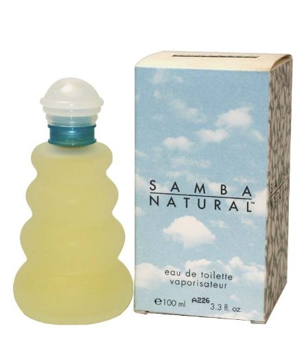 Parfumeurs Atelier Samba Naturel – 93,6 gram en flacon vaporisateur