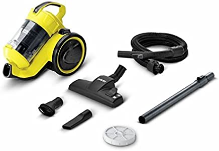 Karcher Vacuum Cleaner VC 3 Plus, Yellow