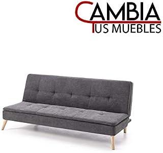 CAMBIA TUS MUEBLES - Olaf Gris SOFÁ Cama
