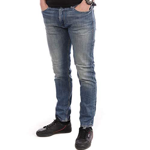 Teddy Smith Jeans Skinny Bleu Homme Kurt