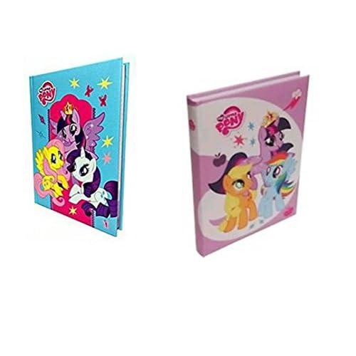 Diario Standard 10M Rosa My Little Pony