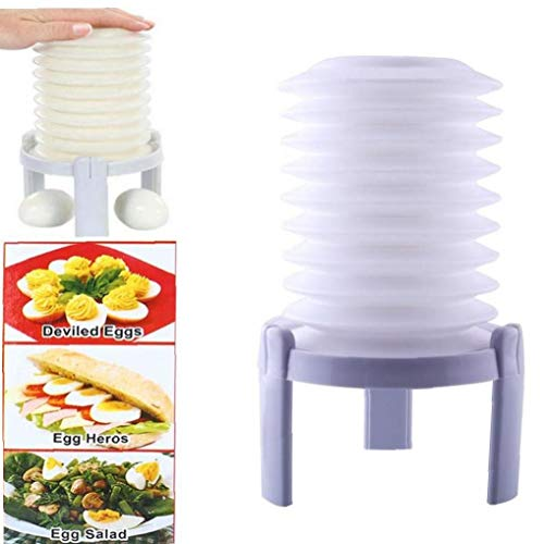 Casecover Kitchen Hard-boiled Egg Shell Tools Egg Stractor Remove Peeler Magic Amazing Eggshell Machine