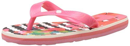 Desigual Flip FLO, Sandalias con Tira a T para Niñas, Rosa (Pink 3200), 2/2/1900 EU
