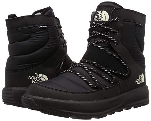 [ザノースフェイス]ブーツアプレレースTNFブラック26cm