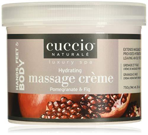 Cuccio Crème de Massage Hydratante Grenade/Figue pour Femme 26 oz