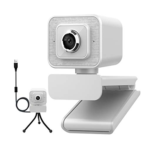 YOUPECK USB 2.0 1080P HD Webcam Web Camera
