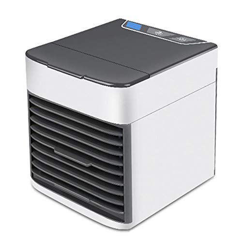 Mini Arctic Airconditioner, draagbare verdampingsluchtkoeler, 3-traps ventilator