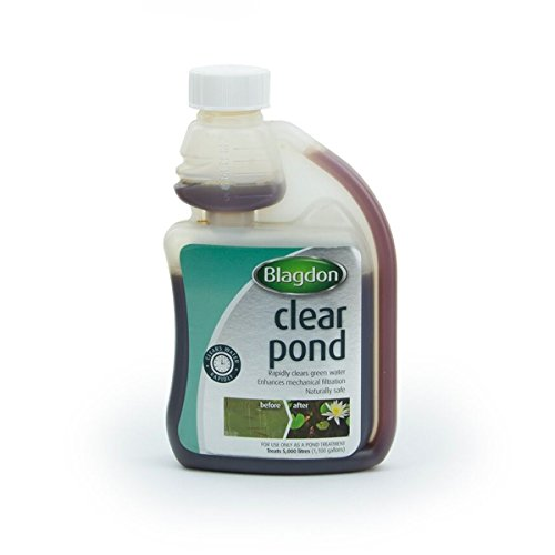 Blagdon étang clear pond cleaner, petite