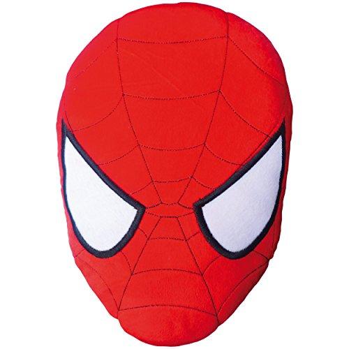 Spiderman Cojín, Rojo, 38x36x8 cm