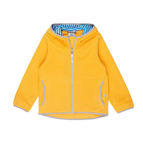 Finkid Paukku Gelb, Kinder Freizeitjacke, Größe 110-120 - Farbe Yellow - Storm