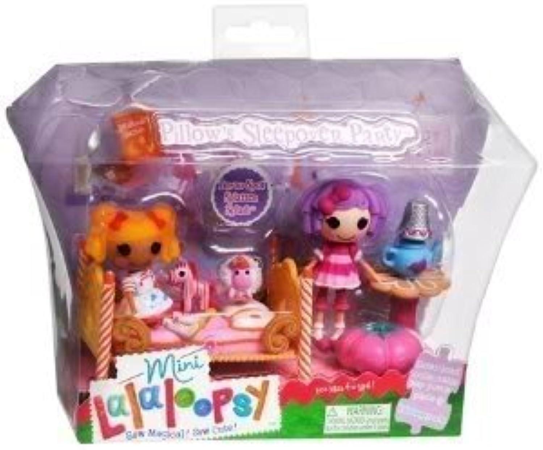 Lalaloopsy Mini Pillowes Sleepover Party Playset by MGA Entertainment