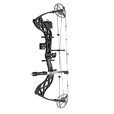 Bowtech Archery Diamond Deploy SB RAK Right Hand Compound Bow, Black, 70 lb