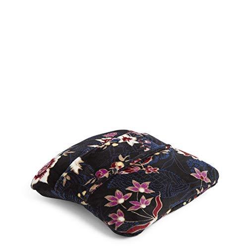 Vera Bradley Damen Plush Travel Blanket, Plüsch Fleece Trolley Sleeve Reisedecke Gartentraum Einheitsgröße