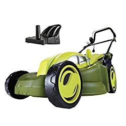 which is the best corded lawn mower in the world