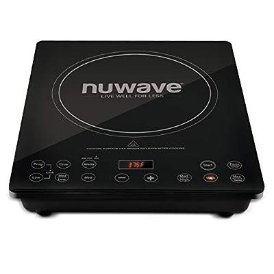 nuwave induction cooktop