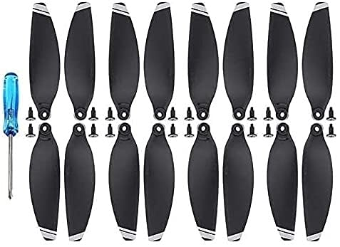 YNSHOU 16PCS Replacement Propeller for dji Mavic Mini Drone 4726 Light Weight Props Blade Wing Fans Accessory Spare Parts Screw Kits