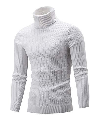 Goodthreads da uomo maniche lunghe Marchio maglioncino termico a girocollo