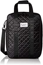 Simplily Co. Carry-on Under the Seat Shoulder Suitcase Luggage Bag (Black)