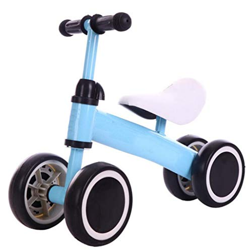 Lowest Price! JBHURF Children's Bicycle Balance car Torsion car Without Pedal Four-Wheeled Scooter 1...
