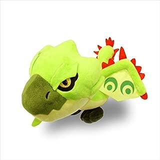 Capcom Monster Hunter Rathian/ Riolea (Green) Plush, 5