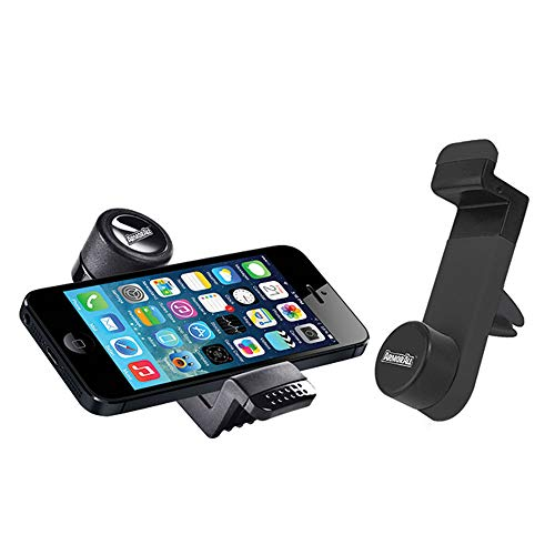 Armorall Universal Vent Clip Mount 360 Degree Holder for Mobile Phone or GPS
