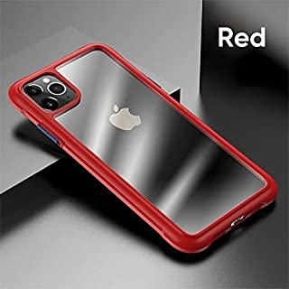 Joyroom JR-BP619 Pioneer series shatter-resistant phone case 5.8 inch(iPhone 11 pro) Red