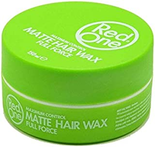 redone, Matte Hair Wax, Green 150 ml
