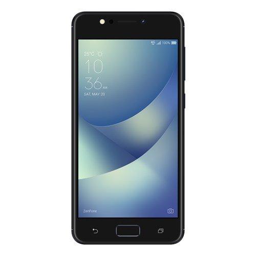 ASUS ZenFone 4 Max Dual SIM 4G 32GB Black - Smartphones (13.2 cm...